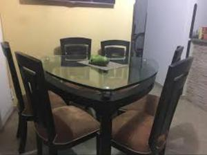 Comedor triangular en vidrio modelo perfecto posot class for Comedor triangular
