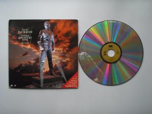 Disco Video Laser Michael Jackson History Greatest Hits Usa