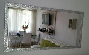 Espejo grande de lujo para sala comedor posot class for Espejo grande habitacion