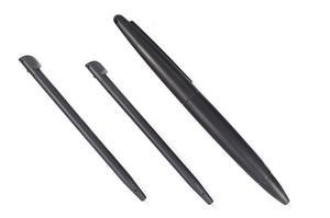 Lapiz Tactil X 3 Unidades Consola Nintendo Dsi Xl Negro