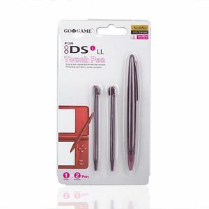 Lapiz Tactil X 3 Unidades Para Consola Nintendo Dsi Xl