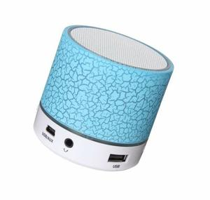Mini Parlante Bluetooth Con Luces
