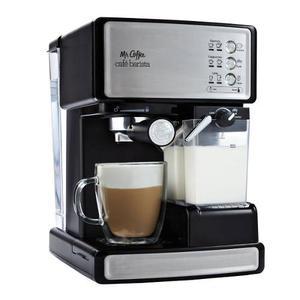 Máquina Café Expresso Capuccino Latte Mr Coffee Barista