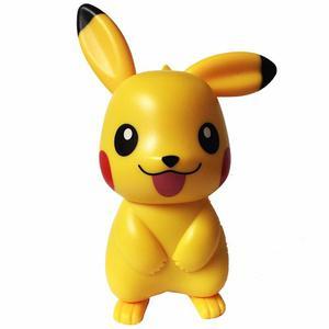 Parlante Pikachu Pokemón Go Usb Bluetooth Recargable