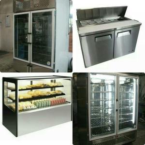 Pasteleras Refrigerador Congelador