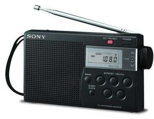Radio Sony Digital Am/fm Icf-m260 Original Envío Gratis ***