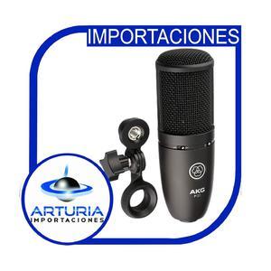 AKG P120 Micrófono de Condensador
