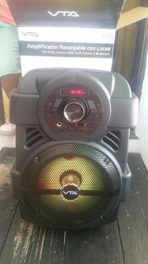 Cabina de Sonido con Bateria Recargable