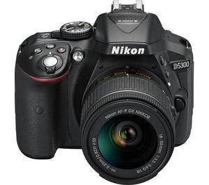 Camara Nikon D Con Lente mm Nueva Garantia de 12