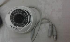 Camara de seguridad 800 tvl vision nocturna 36 leds