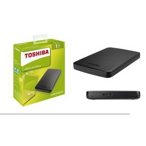 Disco Duro Externo Toshiba 1 Tera