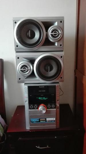 Equipo de Sonido Panasonic Saak350
