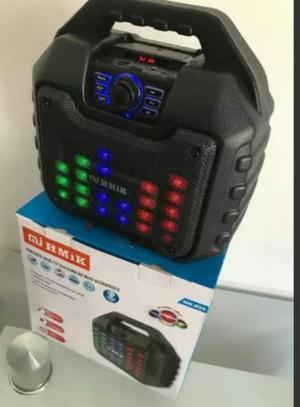 Parlante Recargable Bluetooth