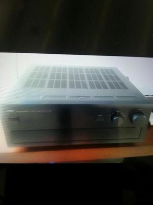 Se Vende Amplificador Y Parlantes Yamaha