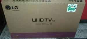 Vendo Tv. Lg 55 4k