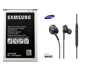 Bateria Samsung Galaxy Alpha + Audífonos In-ear Ig935 Headp