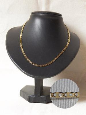 Cadena En Gold Filled - Oro Golfi #005