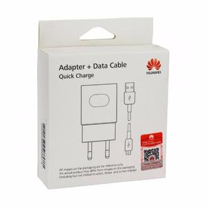 Cargador Huawei Original Carga Rápida Con Cable Micro Usb