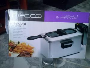 Freidora dual electrica 2x 5 litros v bogot posot class for Freidoras bogota