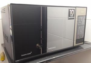 Horno Microondas Samsung con Dorador