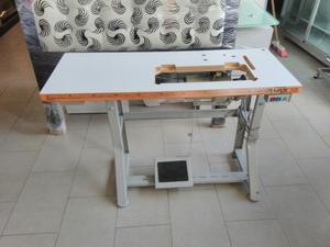 Mueble con Motor para Maquina Plana
