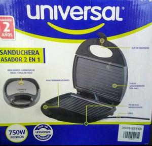Sanduchera Universal