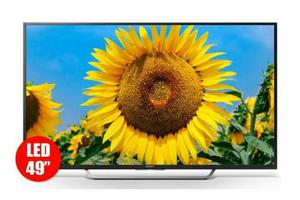 Sonyled 49 4k Android Tv | Xbr-49x707d