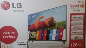 Televisor 3d Lg 50lb650t + Blu-ray 3d Lg Bp630