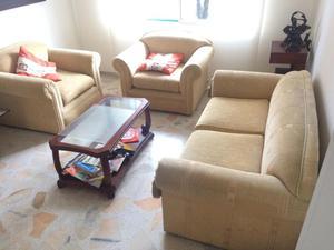 Venta Muebles de sala con mesa de centro
