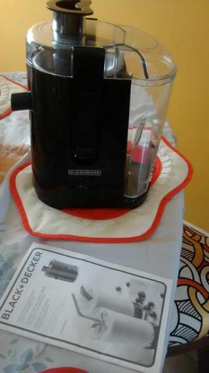 extractor de jugos nuevo!