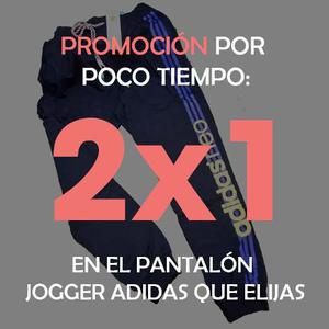 2x1 Pantalón Sudadera adidas Jogger Hombre Entrenamiento