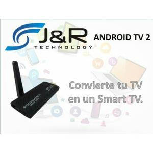 Android Tv Jr Versión 2 Quad Core