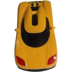 Carro Parlante Color Amarillo Usb,sd,fm Estéreo Y Mp3