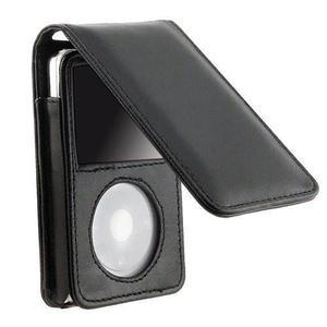Estilo De Cuero Flip Case Para  Gb Ipod Classic (