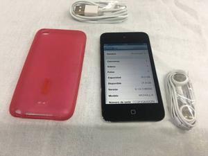 Ipod Touch 4 32 Gb Está Como Nuevo