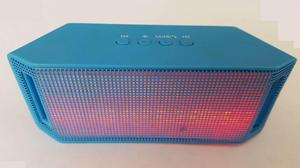 Parlante Bluetooth / Inalámbrico / Luces Rítmicas