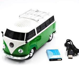 Parlante Carro Volkswagen Mp3,tarjeta Tf, Usb,radio Fm