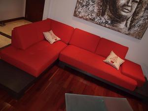 Sofa esquinero de Lujo