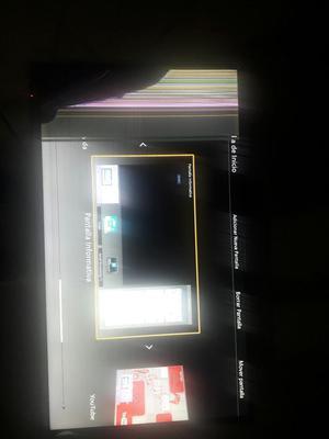 Tv 42 Panasonic Repuesto Pantalla Rota.