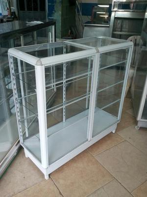 Vitrina Mostrador Aluminio