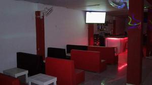 muebles para discoteca, bar o negocio