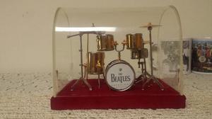 Bateria Miniatura The Beatles