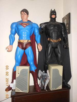 Batman / Superman 80cm Delujo - Figura D Acción Envío