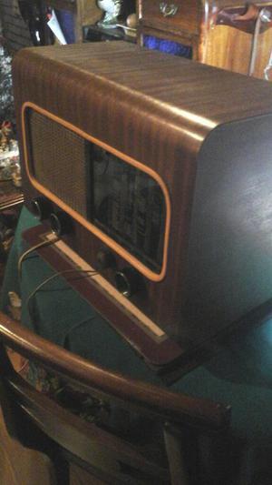 Radio Antiguo Ingles
