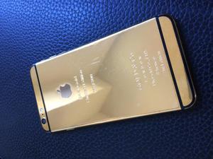 Apple Iphone 6 Plus 128gb 24k Gold Edition, BOARD DAÑADA