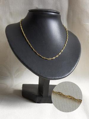 Cadena En Gold Filled - Oro Golfi #001
