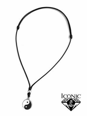 Collar Ajustable Con Dije Yin Yang