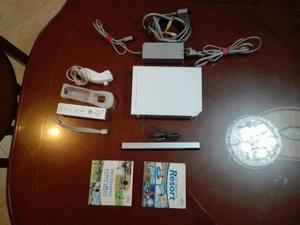 Consola Nintendo Wii Usada En Perfecto Estado