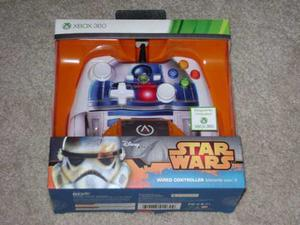 Control Xbox 360 - Power A Star Wars - 100% Original Y Nuevo