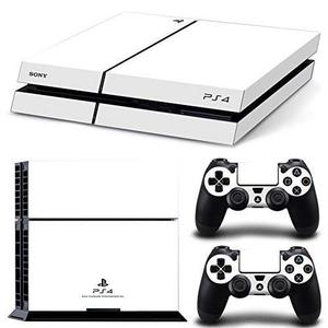 Friendlytomato Ps4 Consola Y Dualshock 4 Controller Skin Se